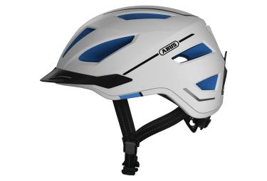 Abus Pedelec 2 0 Helmet Motion White Blue L  56 62 Cm