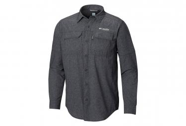 Columbia Irico Long Sleeve Shirt Black