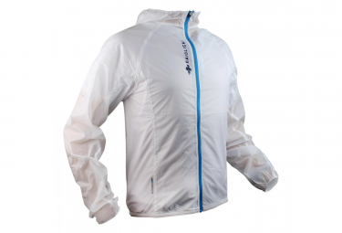 Veste Coupe-Vent Raidlight Hyperlight Windproof Blanc