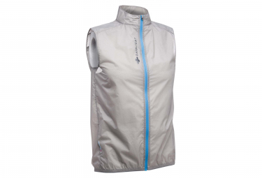 Veste sans Manches Raidlight Ultra Windproof Gris
