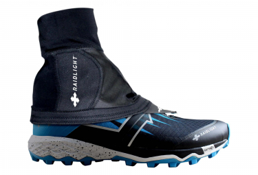 Image of Guetres raidlight hyper trail noir unisex 42 44