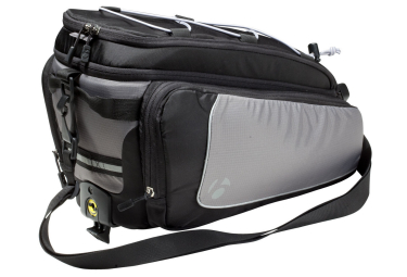 Bontrager Interchange Deluxe Rear Trunk Bag Black