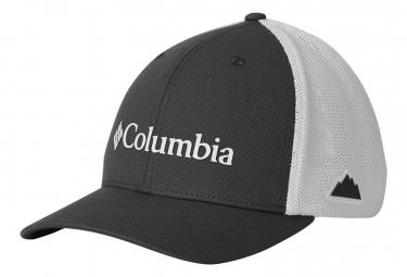 Columbia Mesh Ballcap Black