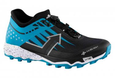 Image of Chaussures de trail raidlight revolutiv noir bleu homme 41 1 2