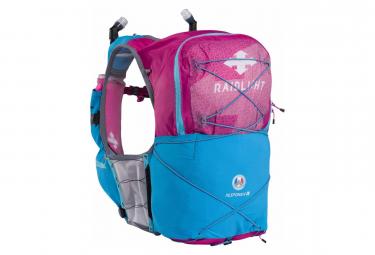 Raidlight Responsiv 18L Backpack Blue Pink