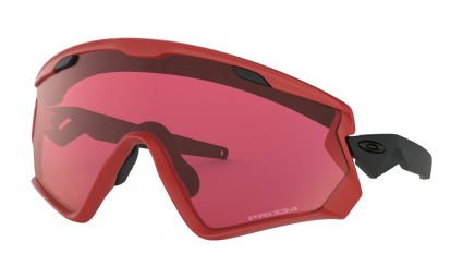 Oakley Wind Jacket 2.0 Viper Red / Prizm Snow Torch Iridium / Ref. OO9418-0645