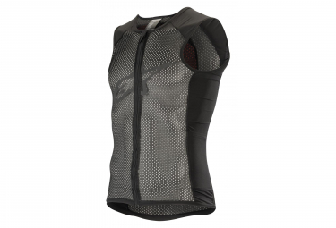 Gilet de protection alpinestars paragon plus noir xl