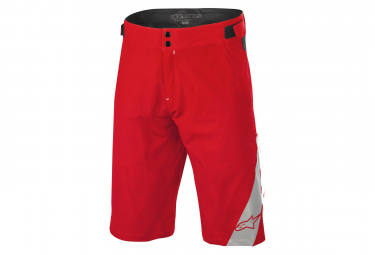 Alpinestars Rover Plus Shorts Red Gray