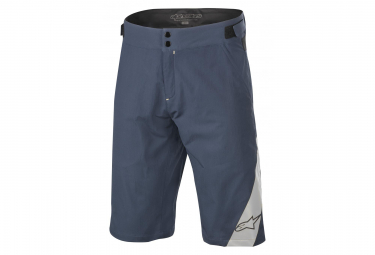 Alpinestars Rover Plus Shorts Dark Navy Gray