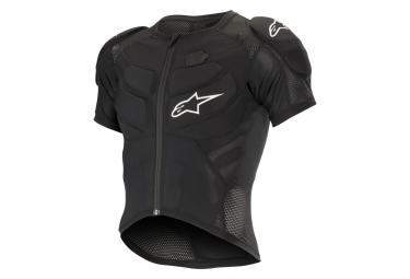 Alpinestars Vector Tech Protection Jacket Shorts Sleeves Black