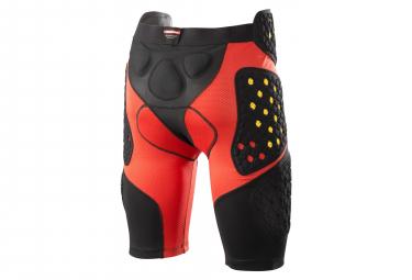 Sous-Short de Protection Alpinestars Bionic Pro Noir Rouge