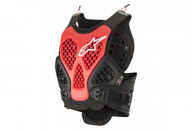 Alpinestars Bionic Plus Protection Vest Black Red