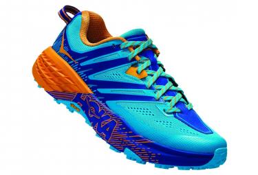 Zapatillas Hoka One One Speedgoat 3 para Mujer Azul / Naranja