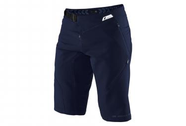 Short Sans Peau 100% Airmatic Bleu Marine
