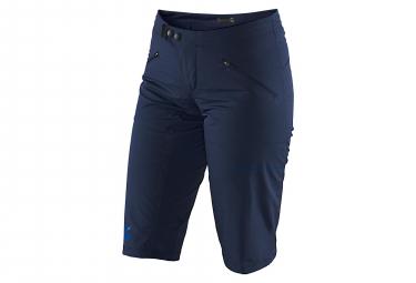 100% Ridecamp Womens Shorts Navy