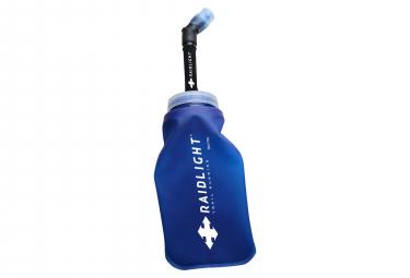 Flasque souple Raidlight EasyFlask Press-To-Drink 350mL Bleu