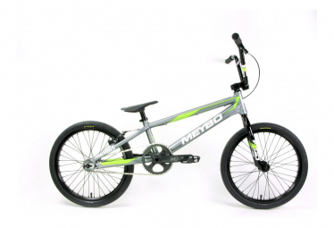 BMX Race Meybo Clipper Junior 472 Gris / Blanc / Vert 2019