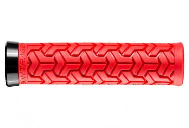 Puños Bontrager SE Elite - red black