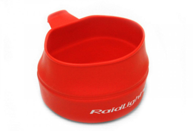 Eco Tasse Raidlight Fold a Cup Rouge