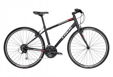 Bicicleta Ciudad Mujer Trek FX 3 WSD Noir / Rouge