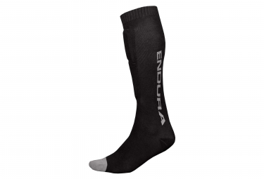Endura SingleTrack Protection Socken Schwarz
