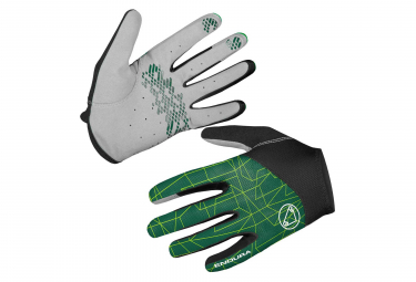 Endura Hummvee Lite II LTD Long Gloves Green