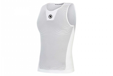 Endura Fishnet II Sleevesless Baselayer White