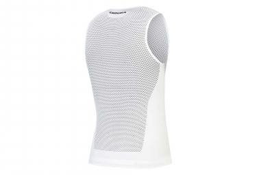 Endura Fishnet II Sleevesless Baselayer White