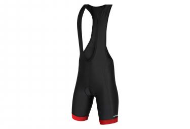 Endura Xtract II Bib Shorts Black Red