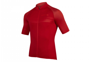 Maillot manches courtes endura pro sl ii rouge s