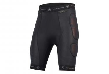 Endura MT500 Protector II Protection Under-Shorts Black