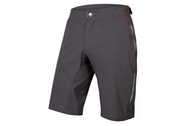 Shorts MTB Endura SingleTrack Lite No Liner Grigio antracite
