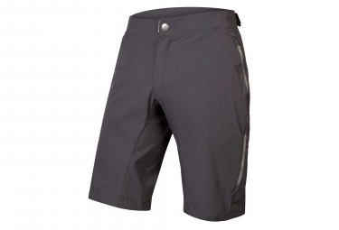 Pantalones cortos de MTB Endura SingleTrack Lite sin forro gris antracita