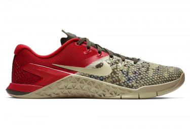 Nike Metcon 4 XD Camo Red Men