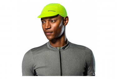 Bontrager Classic Cotton Yellow Radioactive Cap