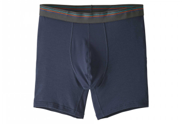 Patagonia Essential A/C Boxer Briefs 6'' Mens Neo Navy