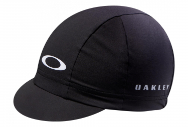 Gorra de ciclismo Oakley negra