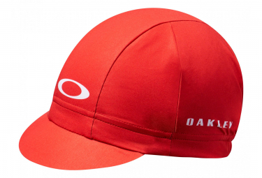 Oakley Cycling Cap Red