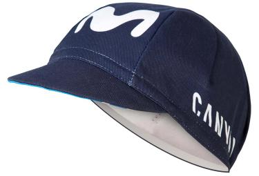 Endura Race Movistar Team 2019 Cap Blue