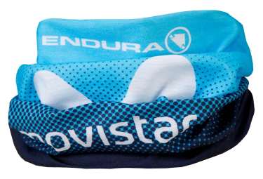 Endura Movistar Team 2019 Head Thingy Blue