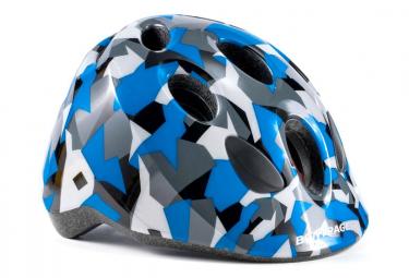 Casco Bontrager Big Dipper MIPS Bleu / Camouflage
