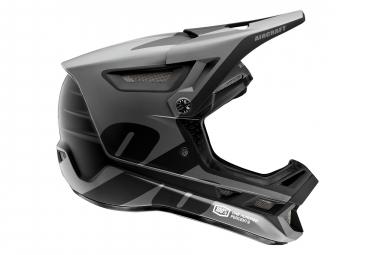 Int gral 100% Aircraft Composite LTD Black Helmet
