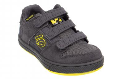 Paire de Chaussures Fiveten Freerider Kids Vcs Vert Black