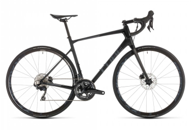Cube Attain GTC SL Disc Road Bike 2019 Shimano Ultegra 11S Black