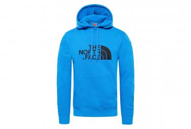 The North Face Hoodie Drew Peak Blue Black
