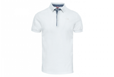 Polo The North Face Premium Piquet Blanc