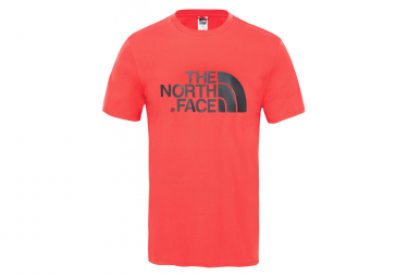T-Shirt The North Face Easy Rouge