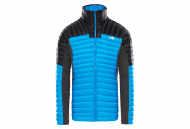 The North Face Down Jacket hybride Impendor Blue Black