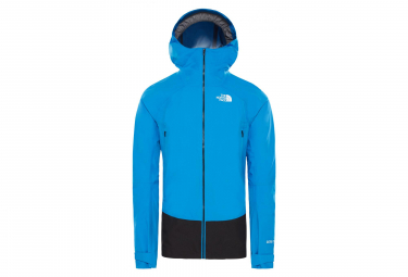 The North Face Waterproof Jacket Shinpuru II GTX Blue Black Men