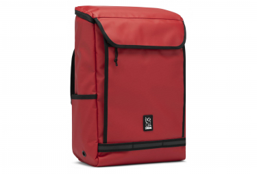 Image of Sac a dos chrome volcan rouge